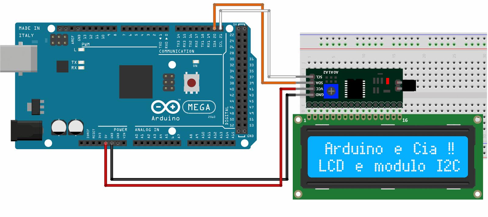 Code Arduino Lcd - Comparateur de mutuelle santé - votre assurance