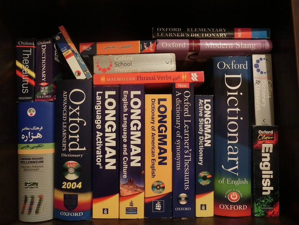 définition english dictionary