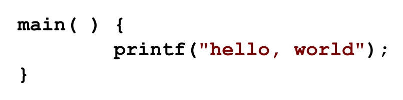 hello world html