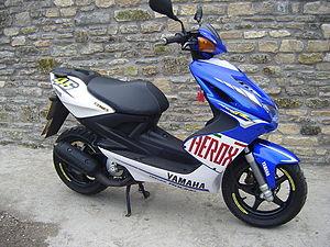 assurance scooter 50cc