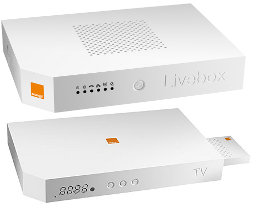 box fibre orange