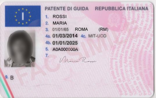 permis a1 tamponne sur mon permis