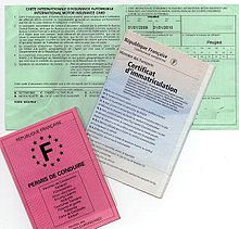 document pour assurance voiture