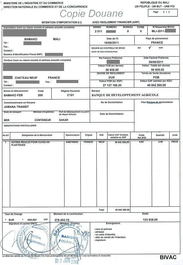 documents assurance auto