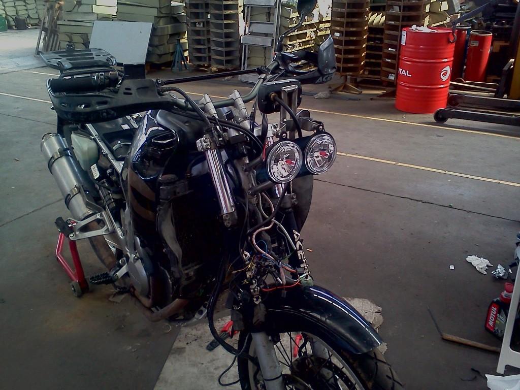 kit moto