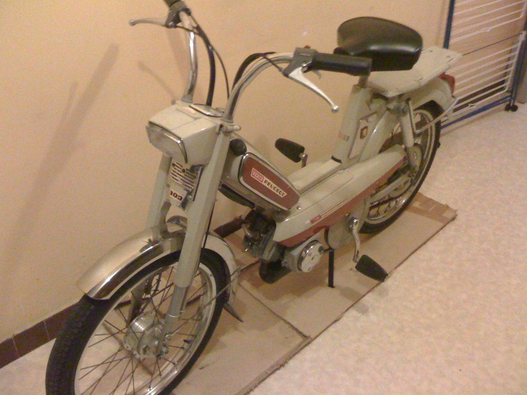 prix d'un scooter électrique
