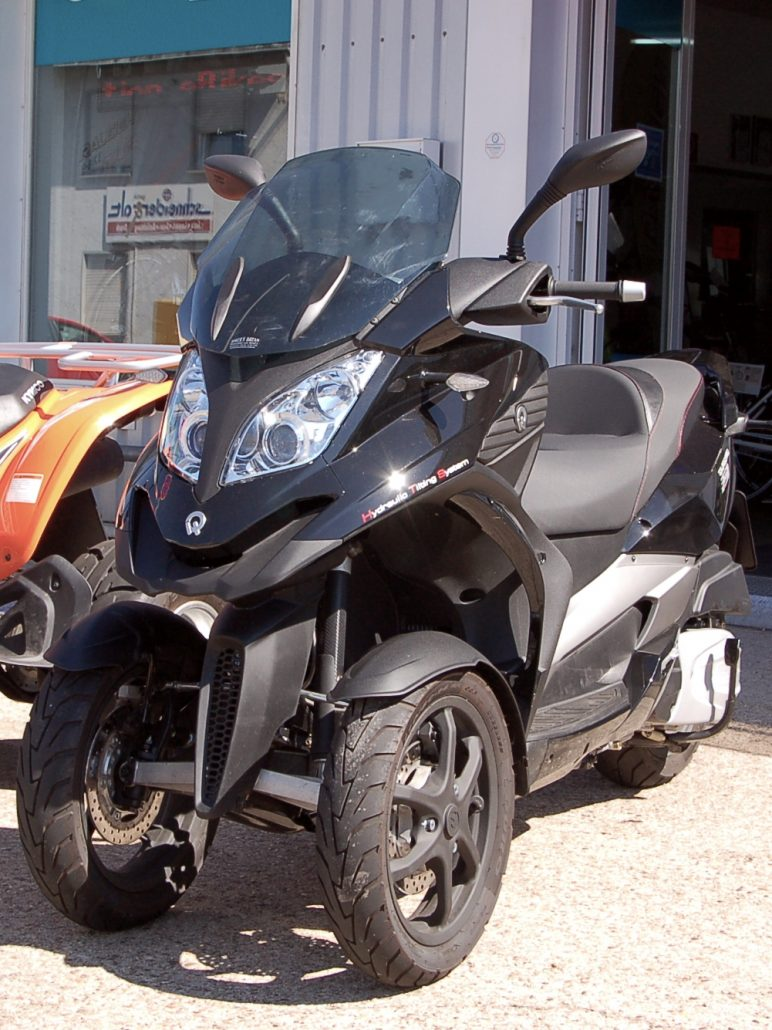 scooter 3 roues prix
