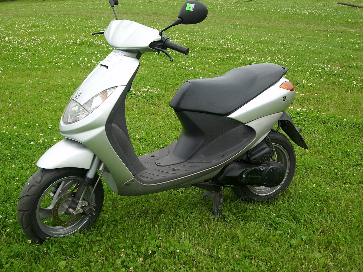 scooter 3 roues