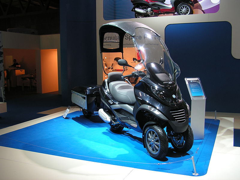scooter mp3 400 cm3
