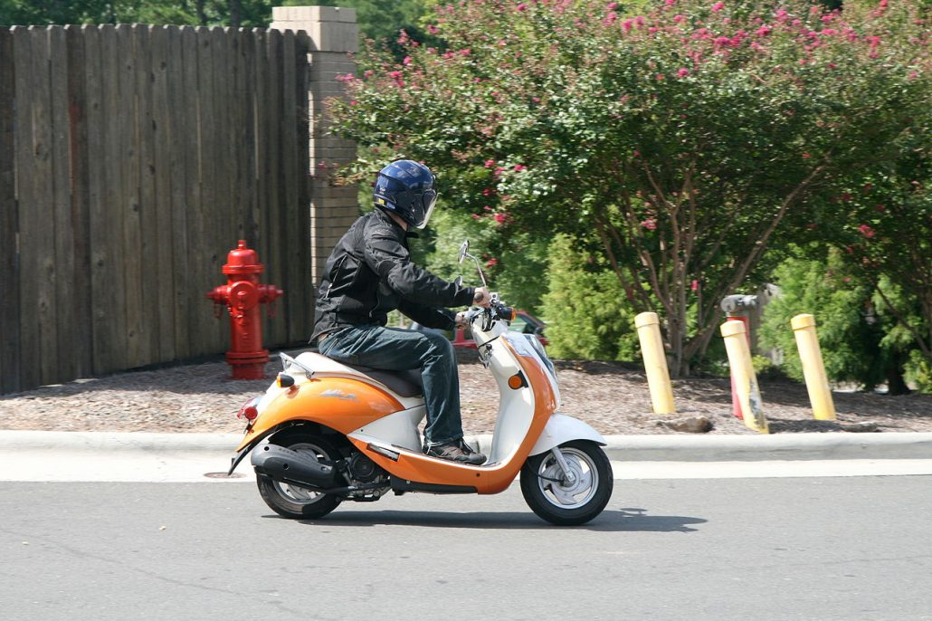 sym scooter
