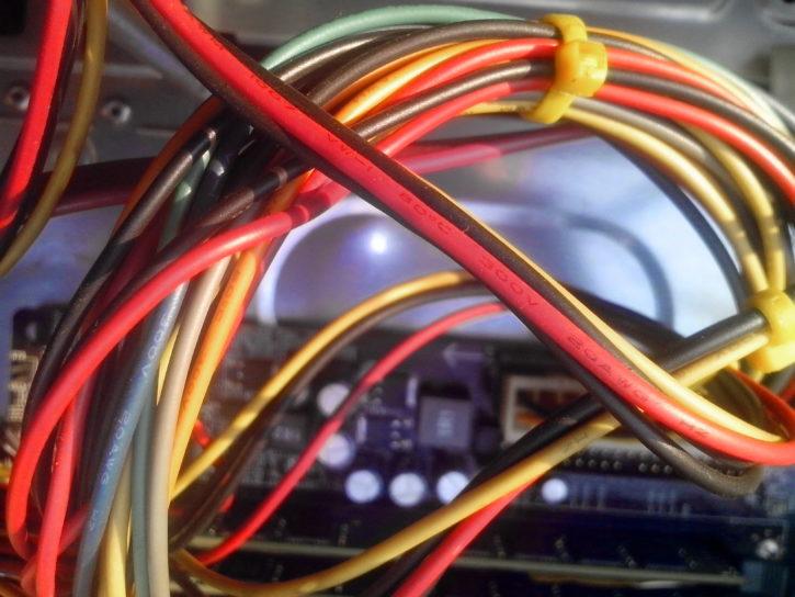 boitier plastique pour électronique