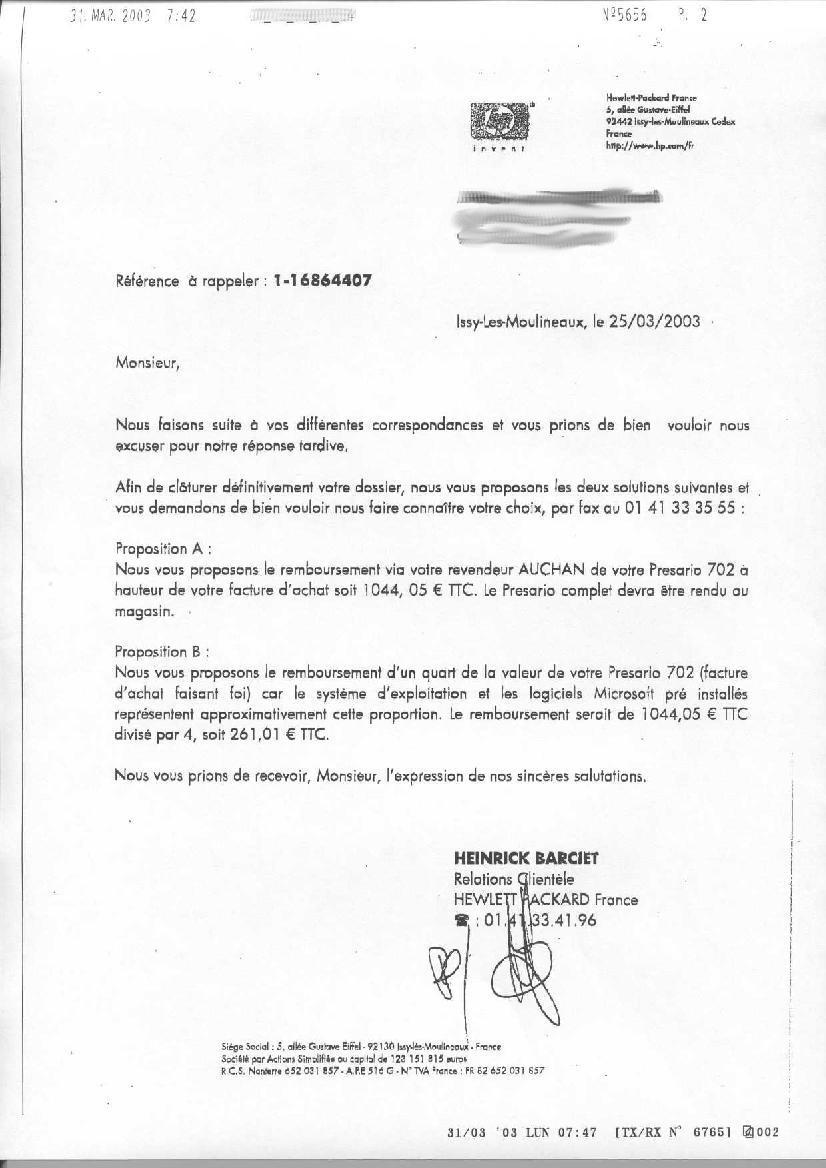 lettre pour remboursement mutuelle