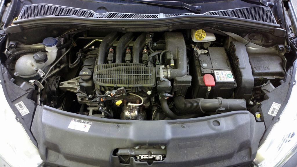 fiche technique peugeot 107 essence