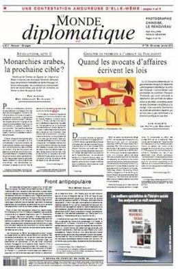 le journal diplomatique